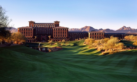 18-Hole Round of Golf with Cart, Range Balls, and Lunch Credit at Westin Kierland Golf Club (Up to 47% Off)