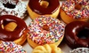 Bob's Donut & Pastry Shop - Nob Hill: $12 for a Dozen Donuts and a T-Shirt at Bob's Donut & Pastry Shop ($20 Value)
