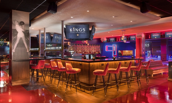 Kings Dining Entertainment Seaport From 10 Boston
