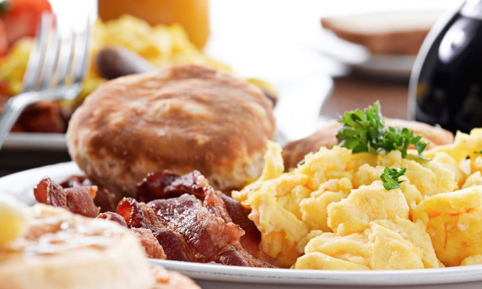 The Best Breakfast and Sandwiches - Westerville: Breakfast or Lunch Cuisine at The Best Breakfast and Sandwiches (Up to 50% Off). Two Options Available.