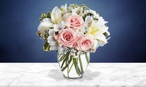 Modern Elegance Flower Bouquet