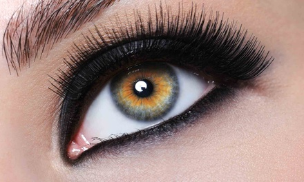 Full Set of Mink Eyelash Extensions with Optional Refill at I Lash U Studio (84% Off)