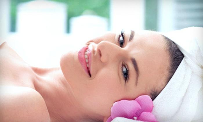 Splendor Medic Spa - San Ramon: Facial and Swedish Massage with Manicure or Foot-Reflexology Treatment at Splendor Medic Spa (Up to 55% Off)