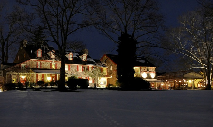 Joseph Ambler Inn - North Wales, PA: One-Night Stay with $20 Dinner Credit at Joseph Ambler Inn in North Wales, PA