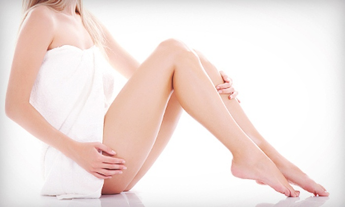 Ageless Med Spa - Ageless Med Spa: Two or Four Laser Spider-Vein-Removal Treatments at Ageless Med Spa (Up to 82% Off)