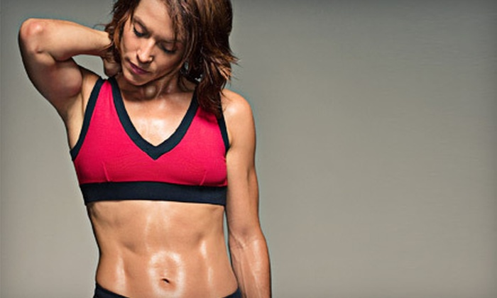Fit 4 Evr Fitness - Oakwood: Four or Six Weeks of Boot Camp at Fit 4 Evr Fitness (Up to 58% Off)