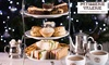 Patisserie Valerie - Multiple Locations: Traditional or Festive Afternoon Tea with Optional Prosecco for Two at Patisserie Valerie, Nationwide (Up to 24% Off)