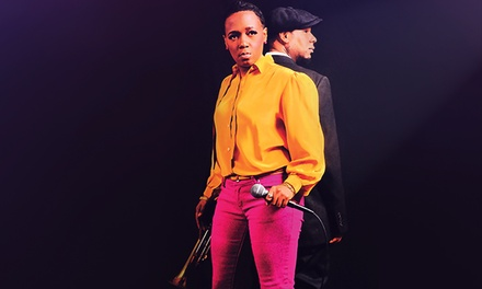 Dionne Farris and The Russell Gunn Quartet at Music Hall Center for the Performing Arts (Up to 56% Off)