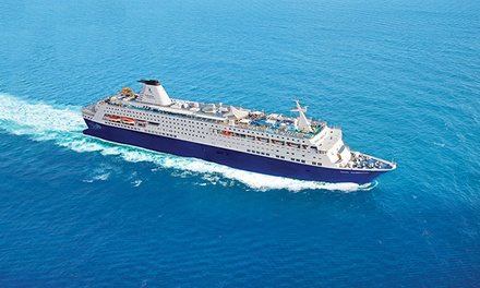 2-Night Bahamas Cruise for Two from Celebration Cruise Line (Up to 55% Off). Three Options Available.