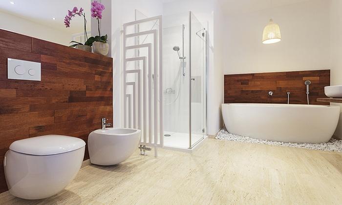 Elly Łazienki - Wiele lokalizacji: Projekt łazienki z wizualizacją 3D za 49,99 zł i więcej opcji w Elly Łazienki – 2 lokalizacje