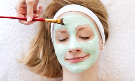 One or Three Customized Signature Facials at Serenity Skin Care (Up to 53% Off)