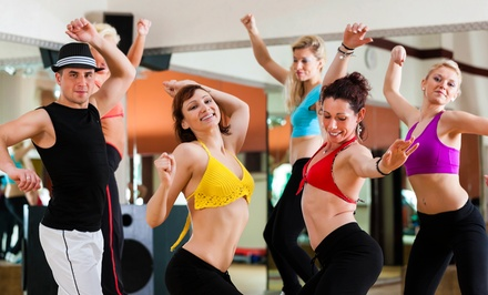 10 Zumba or Trampoline Classes, or 8 Zumba Classes and 8 Trampoline Classes at Surf Xtreme (Up to 63% Off)