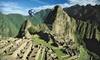 Peru and Machu Picchu trip with Airfare