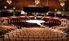 George Jones or the Temptations   - Arena Theatre: George Jones Concert on September 8 or the Temptations Concert on September 9 at Arena Theatre (Up to 51% Off)