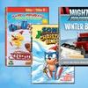 Ncircle Holiday Fun 4-DVD Bundle