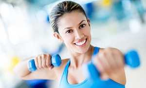 PlayFit: 10, 20 o 30 ingressi sala fitness per una o 2 persone da PlayFit K-Attiv (sconto fino a 73%)