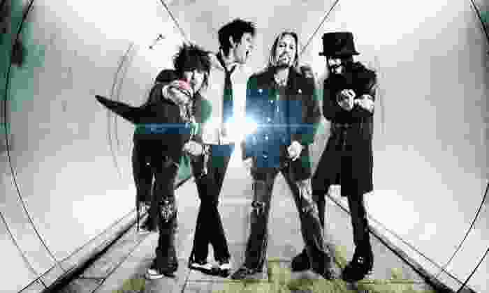 Dodge Presents: Mötley Crüe - The Final Tour - Jiffy Lube Live: $20 for Dodge Presents: Motley Crue – The Final Tour with Alice Cooper at Jiffy Lube Live on August 22 (Up to $40 Value)