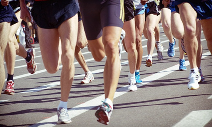 Palm Coast Half Marathon - Flagler Beach: Half-Marathon or 5K Entry for One or Two to the Palm Coast Half Marathon (Up to 63% Off)