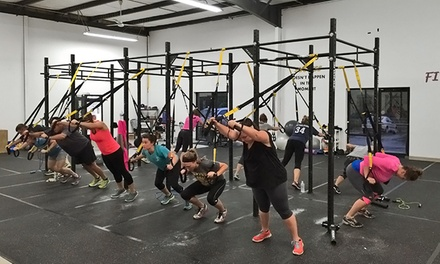 One Month of Boot Camp at Lionheart Athletic Performance and Fitness (64% Off)