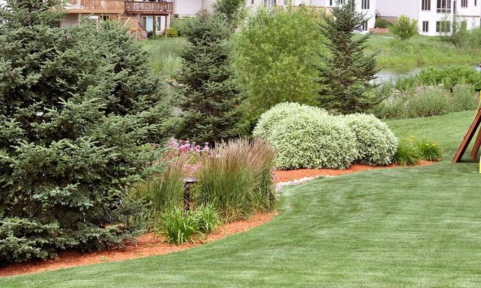 Harvest Landscape Services - Haltom City: $199 for a Landscape Design and Estimate from Harvest Landscape Services ($475 Value)