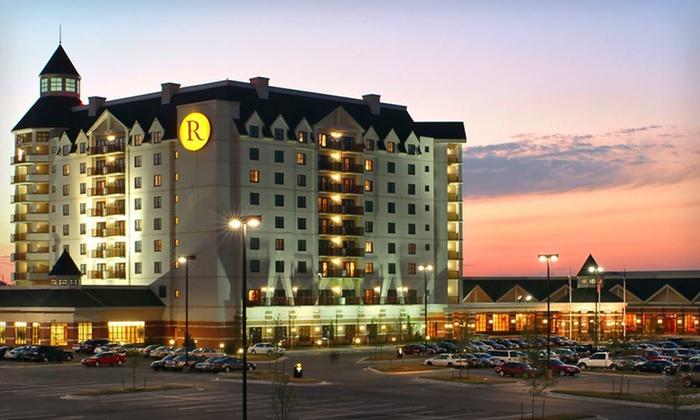 null - Wichita: Stay at Renaissance Tulsa Hotel & Convention Center in Tulsa, OK