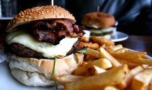 Aces Grille: $12 for $20 Worth of American Food at Aces Grille