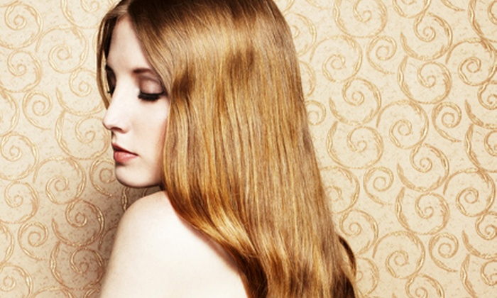 Verde Salon - Chandler: One or Two Braids, or Haircut and Blowout at Verde Salon (Up to 65% Off)