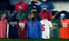 Fanatics/TeamFanShop **NAT**: US$15 for US$25 Worth of Licensed Sports Apparel from Fanatics