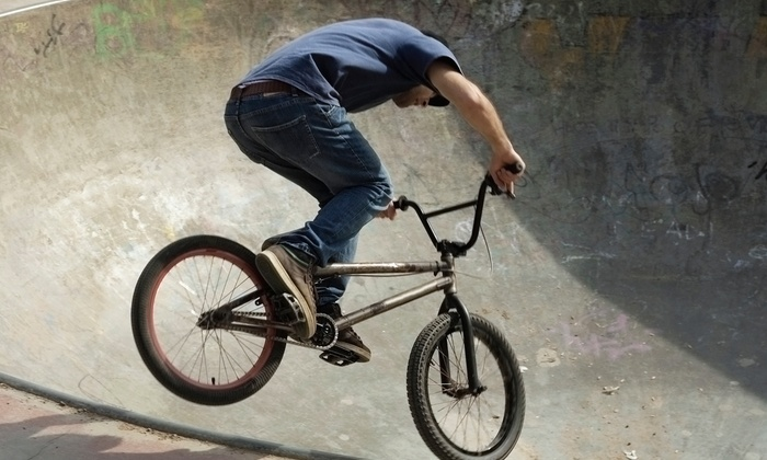 Emerald Coast Dirt and Vert - Oakland: 1- or 30-Day Pass to the Skate Park and BMX Track at Emerald Coast Dirt and Vert (Up to 56% Off)
