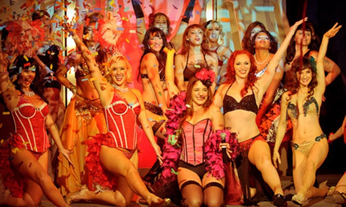 The Ruby Revue Burlesque Show - House of Blues Dallas: $14 to See the Ruby Revue Burlesque Show at House of Blues Dallas on Saturday, September 14 (Up to $27.58 Value)