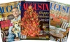 """Augusta Magazine: Two- or Three-Year Subscription to """"Augusta Magazine"""" (Up to 51% Off)"""