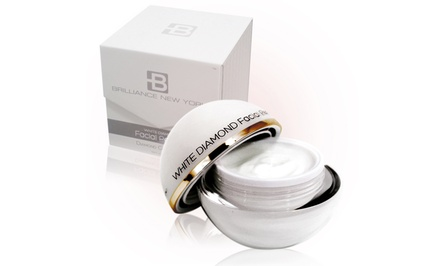 Brilliance New York White Diamond Facial Peel Gel (1.69 fl. oz. Jar)
