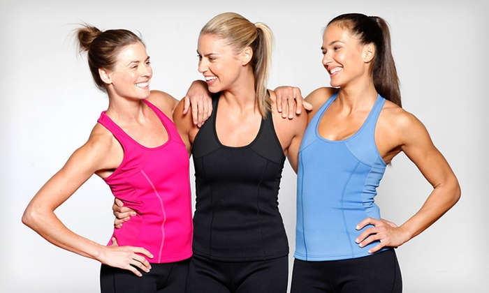 Hot Top Women's Workout Tank: $39 for a Zaggora Hot Top Women's Workout Tank ($80 List Price). Four Styles Available. Free Shipping and Free Returns.