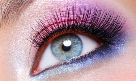 $79 for a Full Set of Eyelash Extensions at           Heights Retreat Salon & Spa ($250 Value)