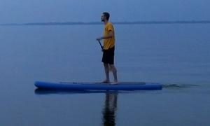 Utowana Beach Paddle Boards: $40 Worth of Watersports-Equipment Rentalfrom Utowana Beach Paddle Boards