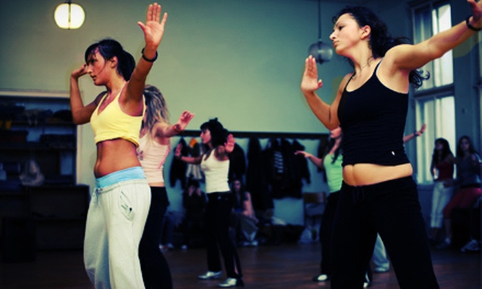 West Coast Sports and Fitness Center - Carson: 5, 10, or 20 Zumba Classes at West Coast Sports and Fitness Center (Up to 52% Off)