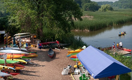 Basics of Kayaking Course or Back to Nature Kayak Tour  - BayCreek Paddling Center in Rochester