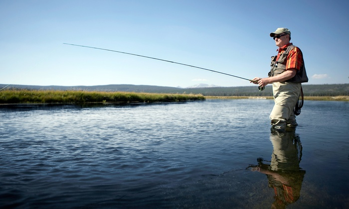 Simply Fly Fishing - Edgemont: $179 for a Half-Day Guided Fishing Trip or Two from Simply Fly Fishing Utah ($360 Value)