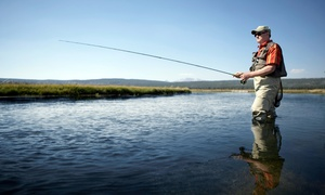 Half-day Guided Fishing Trip For One Or Two From Simply Fly Fishing Utah (up To 45% Off)