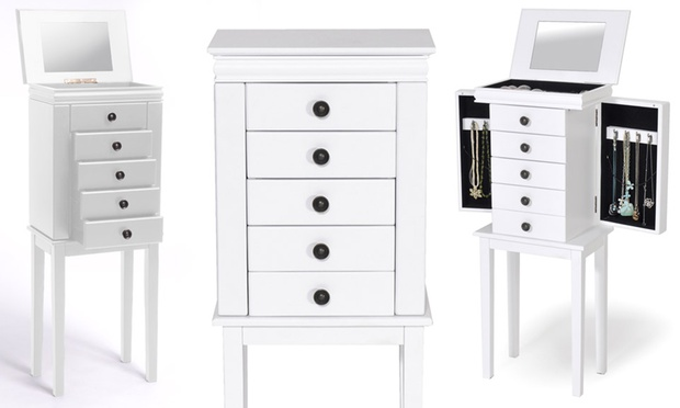 meuble maquillage blush groupon shopping. Black Bedroom Furniture Sets. Home Design Ideas