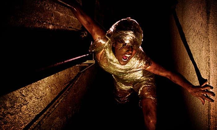 The Rochester Area Jaycees Haunted Tunnel of Terror - Rochester: Tunnel of Terror Visit at The Rochester Area Jaycees Haunted Tunnel of Terror (Up to 61% Off). Six Options Available.