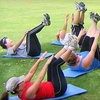Up to 73% Off at GroupFit Boot Camp