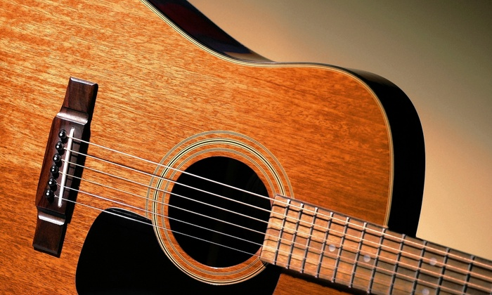Guitar San Francisco - Fidi: Two or Four Private Guitar, Bass, or Ukelele Lessons at Guitar San Francisco (Up to 51% Off)