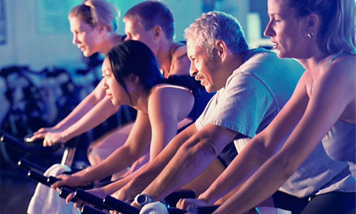 Cycle in Motion - Maplewood: 5 or 10 Indoor-Cycling Classes at Cycle in Motion (Up to 61% Off)