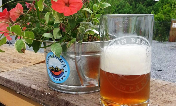 Fannin Brewing Company - Blue Ridge: Tour, Tasting, and Souvenirs for Two or Four at Fannin Brewing Company (Up to 28% Off)