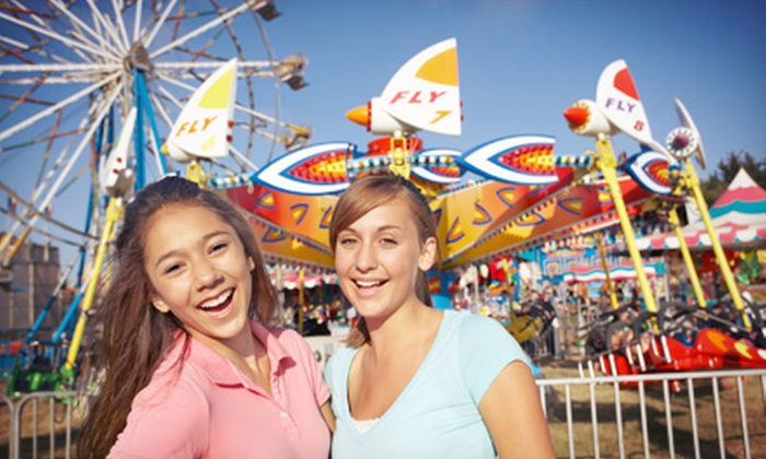 Freedom Fest State Fair - Upper Freehold: Two or Four Ticket Packages to Freedom Fest State Fair NJ (Up to 53% Off). Three Options Available.