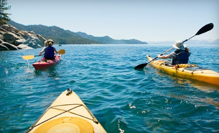 Choice of 2-Hour Stand-Up Paddleboard Rental or 1-Person Sit-on-Top Kayak Rental from 10AM1PM (a $30 value) - Issaquah Paddle Sports in Issaquah