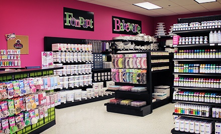 Cake Art Store : San Antonio : USD25 for USD50 Worth of Baking Supplies at Over ...