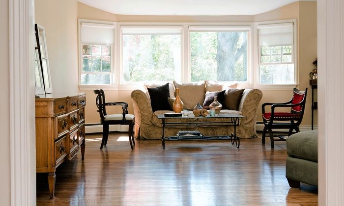 Hi Cleaners - Boston: Interior Cleaning for 15 or 30 Windows from Hi Cleaners (Up to 51% Off)