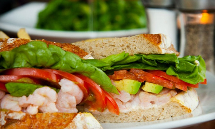 Calvin's Cafe - Indian River: $15 for $30 Worth of Bistro Fare at Calvin's Cafe (Half Off)
